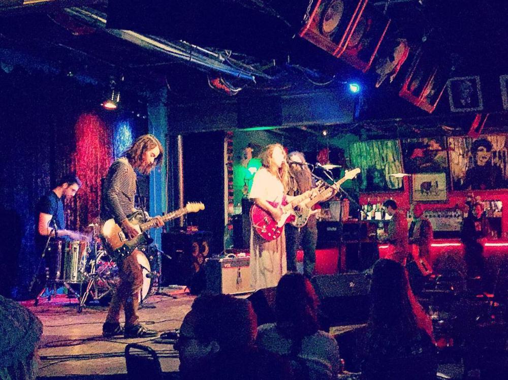 Claire Morales at Dan's Silverleaf last week. Photo by @stellar_yogi.