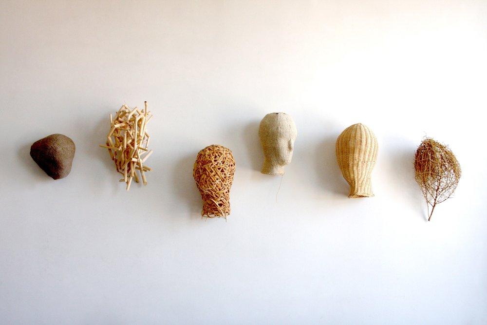 heads by Ann B. Coddington