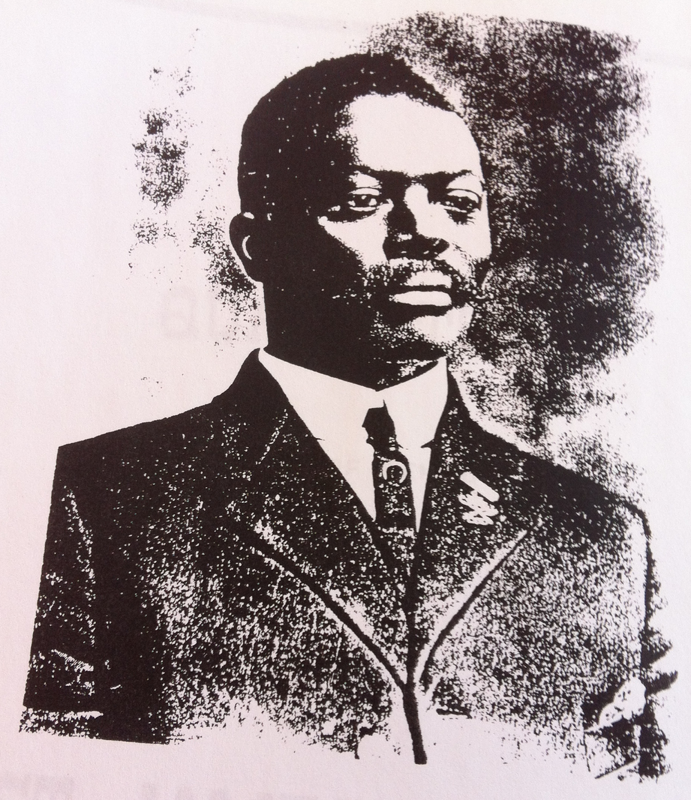 H.C. Bell, first headmaster of Denton's Frederick Douglass School, and Grand Master of Quakertown's Colored Oddfellows Lodge #9536, oversaw segregated African-American education from its establishment until 1913. Photo courtesy of UNT's Portal to Texas History.