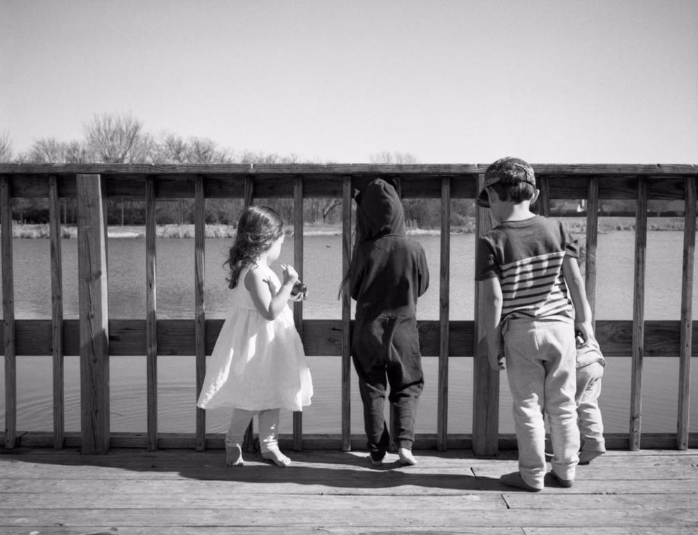 Little explorers from @aaronlancelopez.