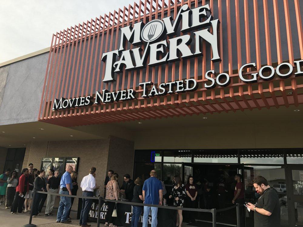 Photo provided by Movie Tavern.