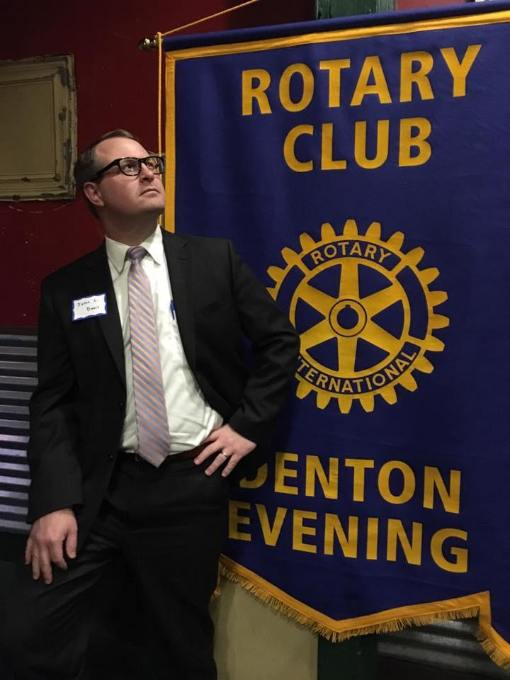 Vice-President Jesse Davis is enthusiastic about the success of this new club model.