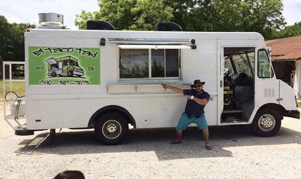 Can't wait to try @dguz05's El Taco Taxi!