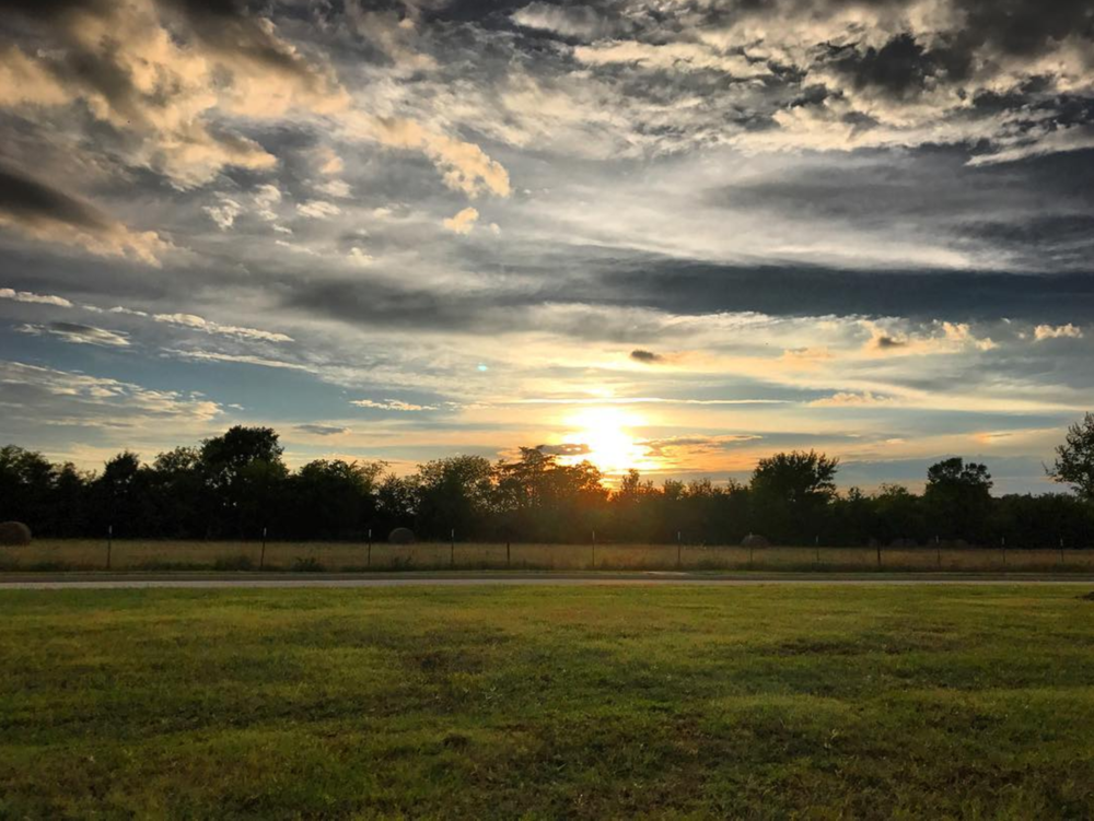 @bigdock with another beautiful Texas sunset.