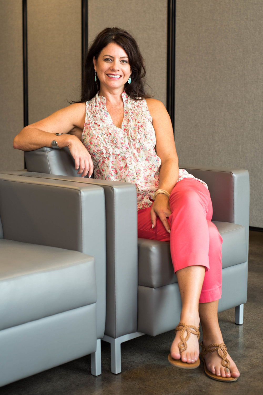 Jacki Wilson, co-founder and Chief Marketing Officer of Upventur.