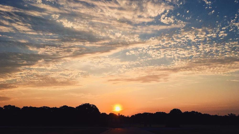@bobhedlund at sunset.