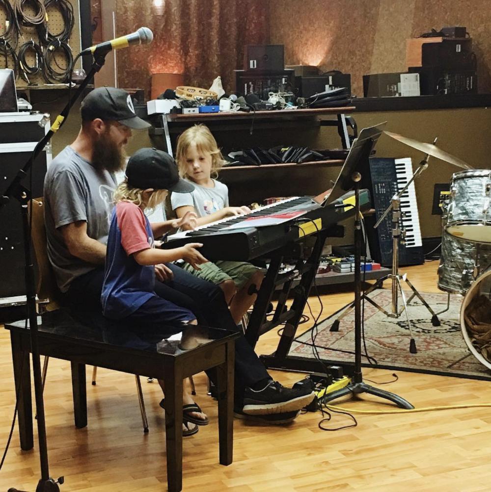 Learning at @dentonmusicworkshop.