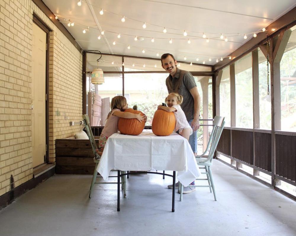 @cassiearnoldart got some great gourds.