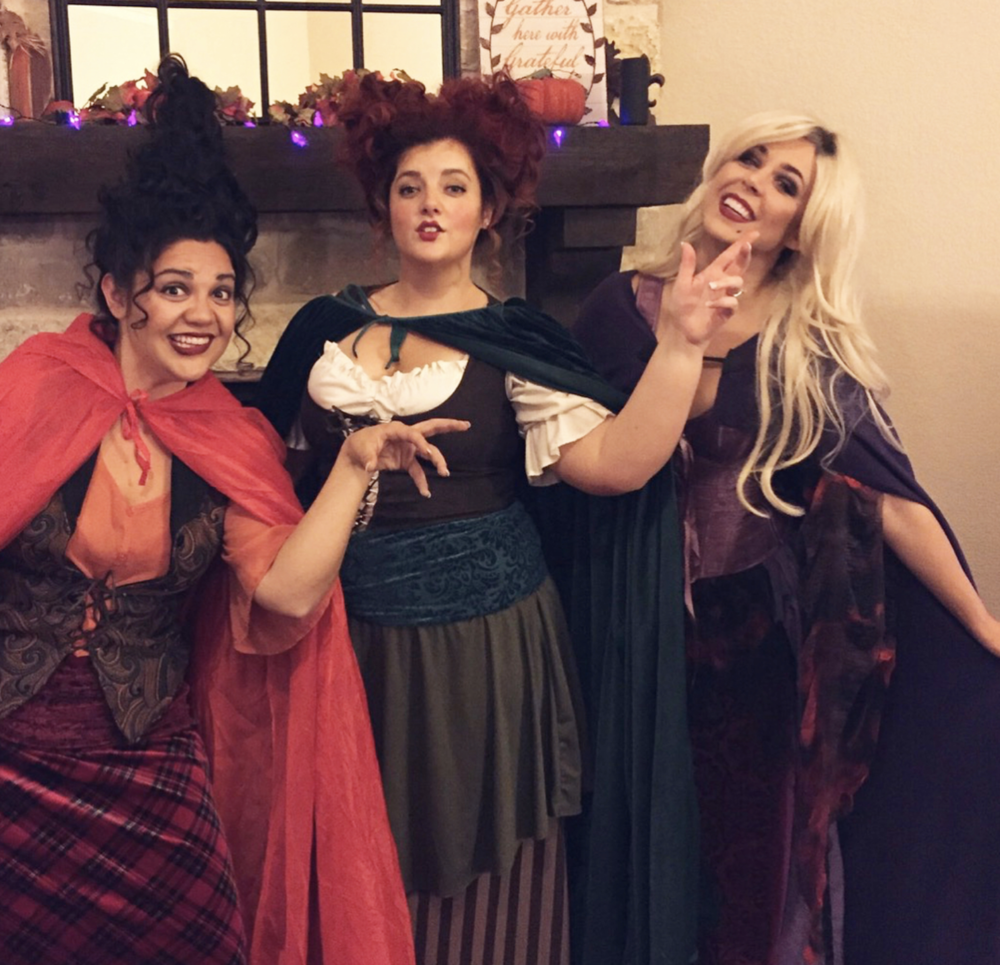 It's just a bunch of hocus pocus. Photo by @laurmoor3.