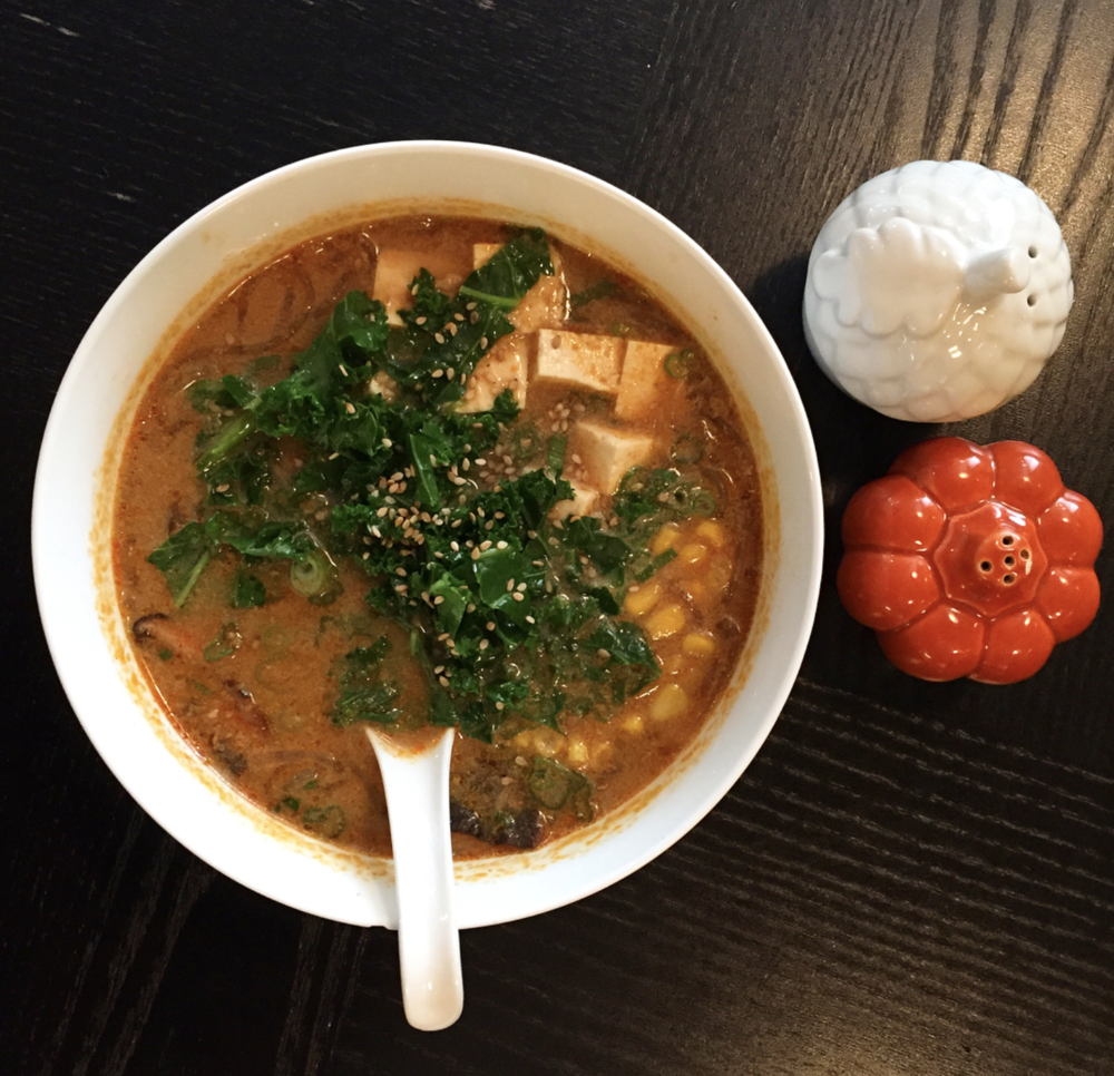 Have y'all tried the ramen at @thebowllery yet? This might have to make it onto our list of the best soups in Denton.