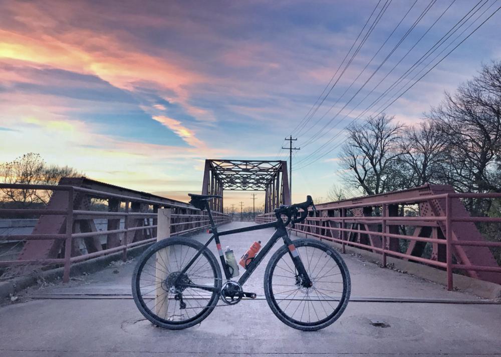 @scoof biking at the Greenbelt.