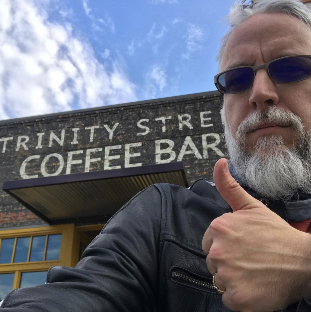 @kclose3 recently visited the new Trinity Street Coffee Bar in nearby Decatur.