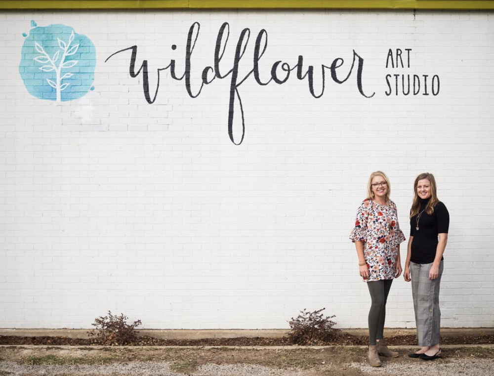 @wildflowerartstudio is getting ready to open their doors to potential watercolor-learners early next year!