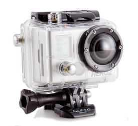 GoPro HD Hero w/LCD Back Screen