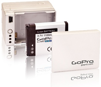 GoPro Extra Battery Pack
