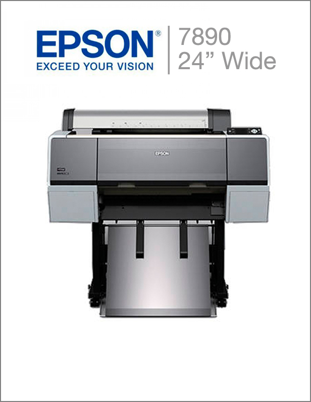 Medium Format Printer Rental