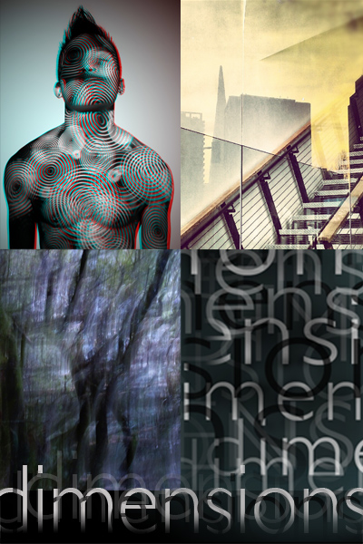 Dimensions: CCSF Student Exhibit Side Gallery 05/30/13 - 07/05/13