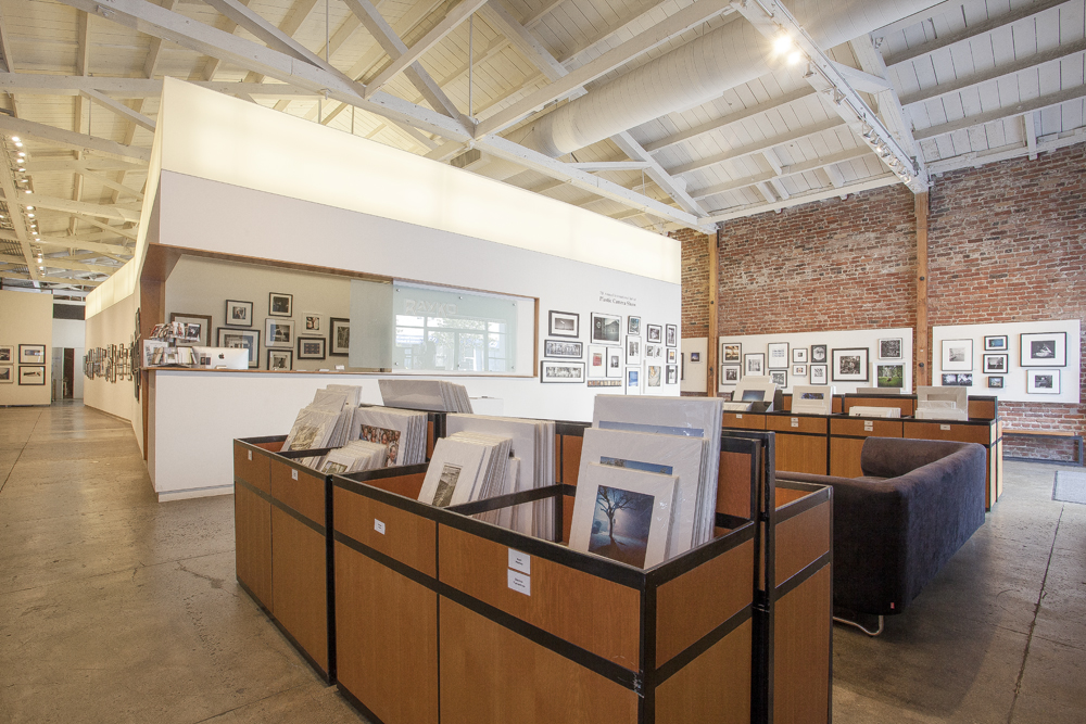 Gallery Lobby Front Left View
