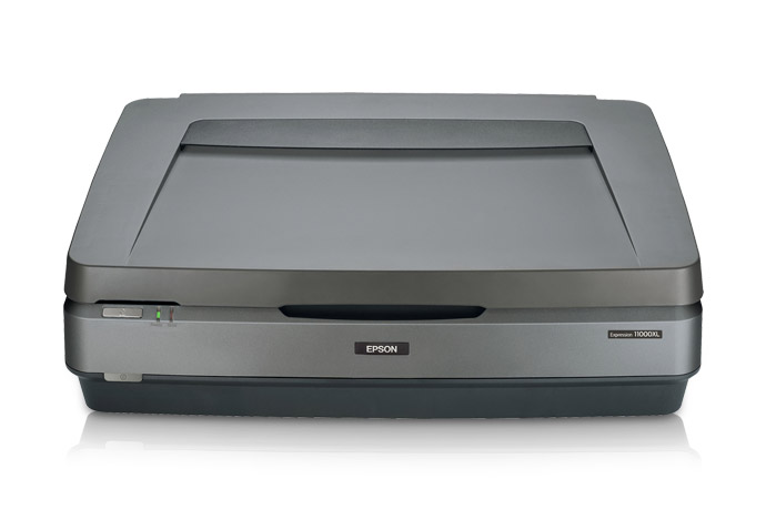 Flatbed Scanner Rental