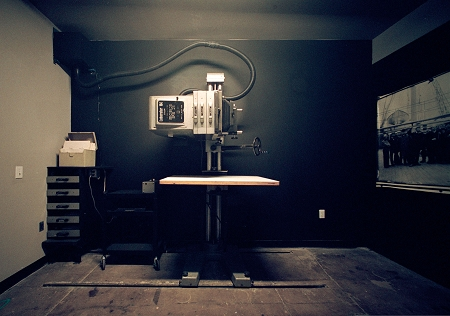 RayKo's B&W Mural Enlarger
