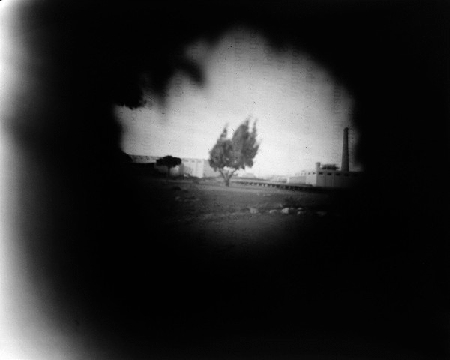 Pinhole by Adam Donnelly