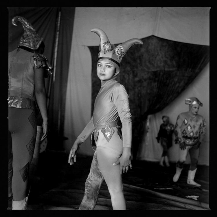 Norma I. Quintana, Circus: A Traveling Life  10/30/14 - 11/29/14