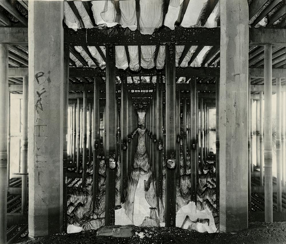 Experimental Darkroom: Mordancage