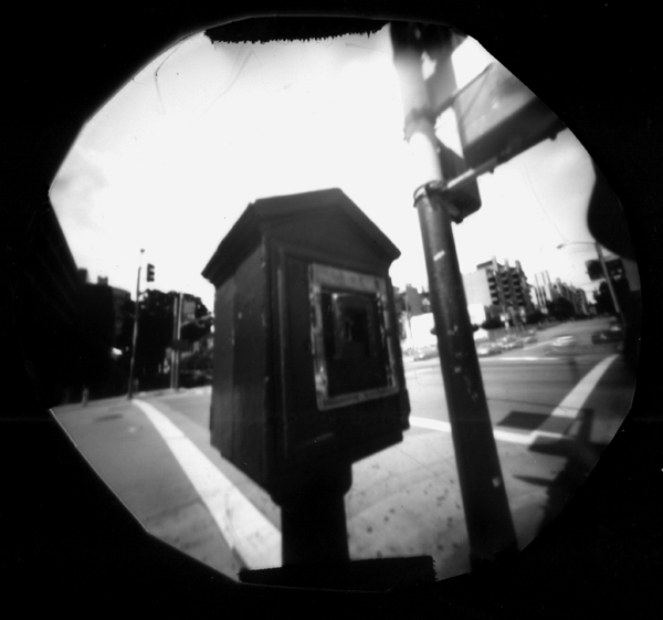 Pinhole PhotographyWorkshop -