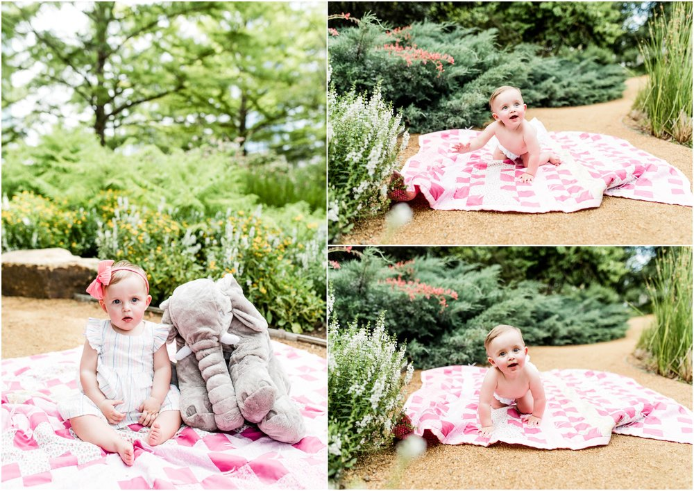 outdoors baby photos okc