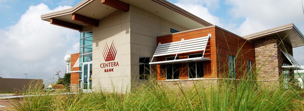Centera Bank, LEED Certified - Greensburg, Kansas