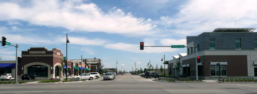 Main Street - Greensburg, Kansas