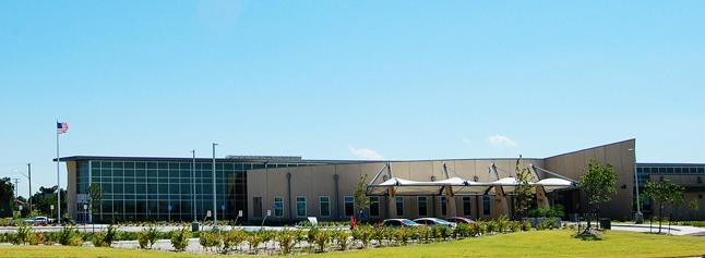 Kiowa County Memorial Hospital, LEED Platinum - Greensburg, Kansas