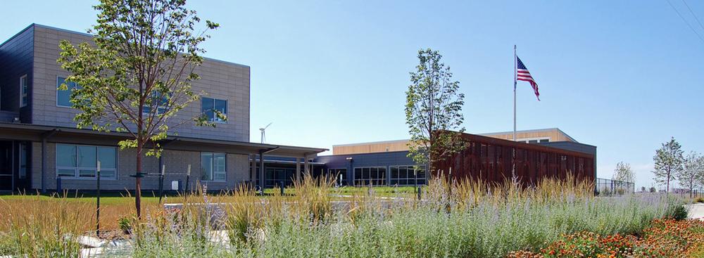 Kiowa County Schools, LEED Platinum - Greensburg, Kansas