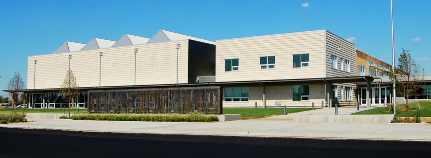 Kiowa County Schools, LEED Platinum - Greensburg, Kansas