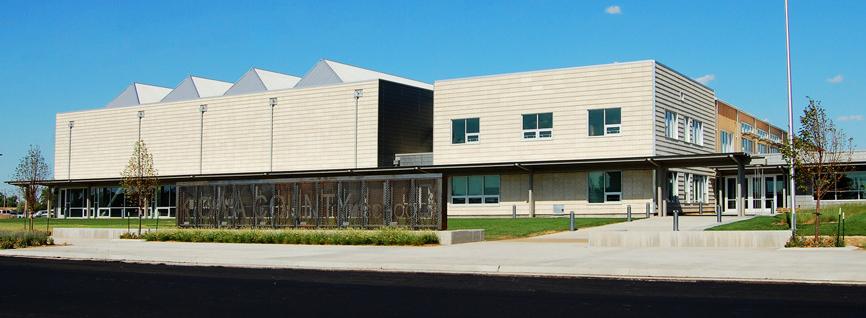Kiowa County Schools,LEED Platinum - Greensburg, Kansas