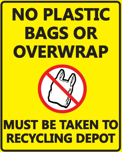 No Plastic Bags Sign Black PNG.PNG