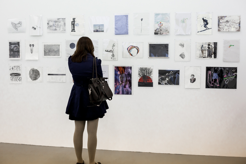 Artists_Party_for_Drawing_Biennial_2013._Installation_shot._Images_courtesy_of_Dan_Weill._(4).jpg