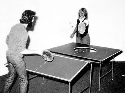 George Maciunas' Flux Ping-Pong (1976)