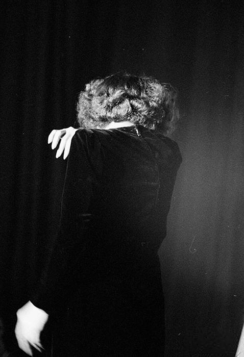 Edith Piaf, 1949.