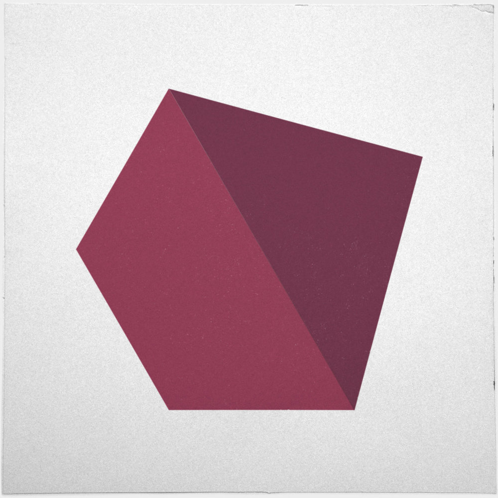 geometrydaily: #475 Hybrid theory – A new minimal geometric composition