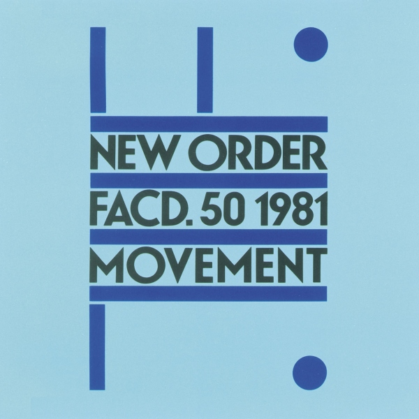 Movement by New Order.