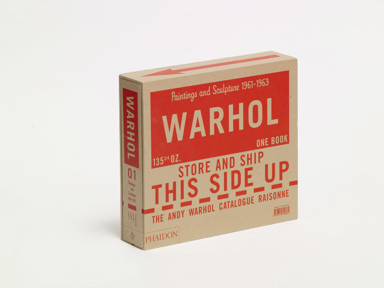 Paintings and Sculpture 1961-1963, Andy Warhol