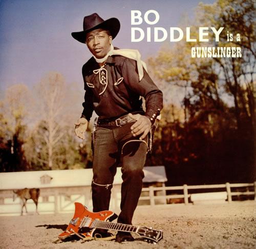 Bo Diddley is a Gunslinger