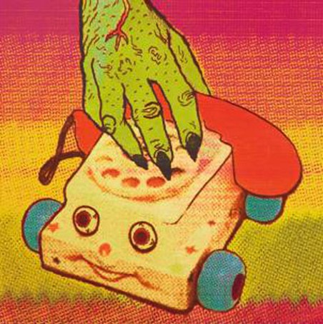 "Thee Oh Sees ""Castlemania"""