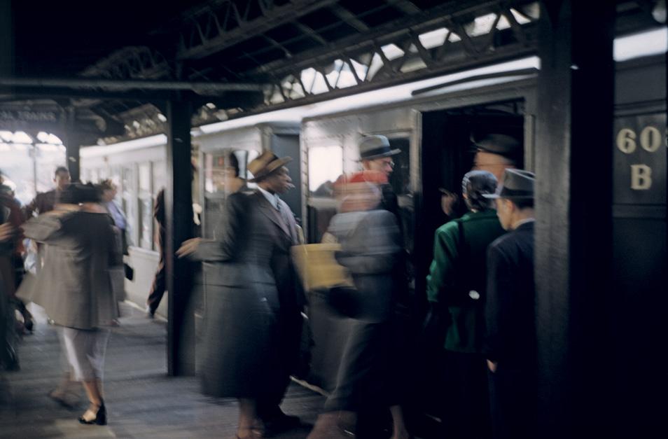 Manhattan, 1951