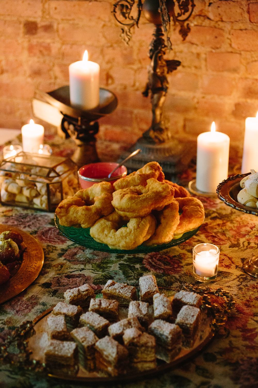 Sfinj; Moroccan Doughnuts