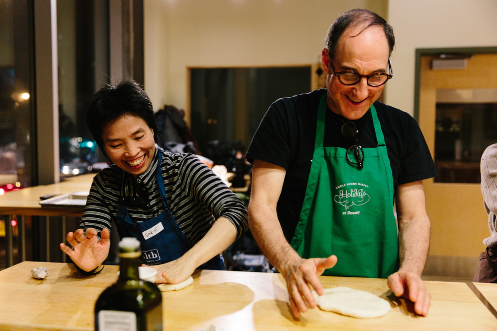 WHOLE FOODS MARKET, NYC Harissa 101 Class, February & April 2015