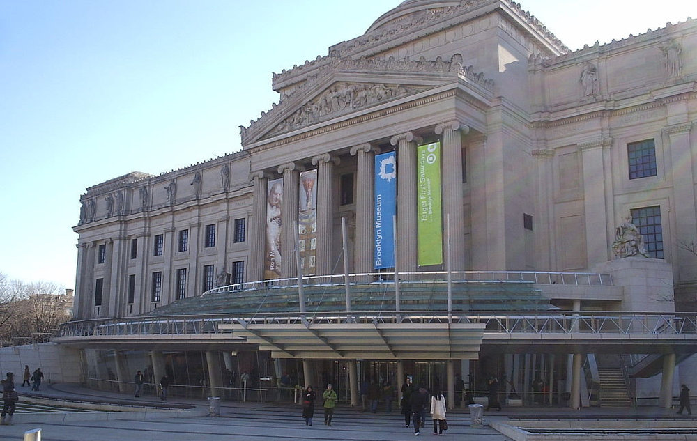 "The Brooklyn Museum, NYC Part of the event for the documentary ""In Search of Israeli Cuisine"", 2016"