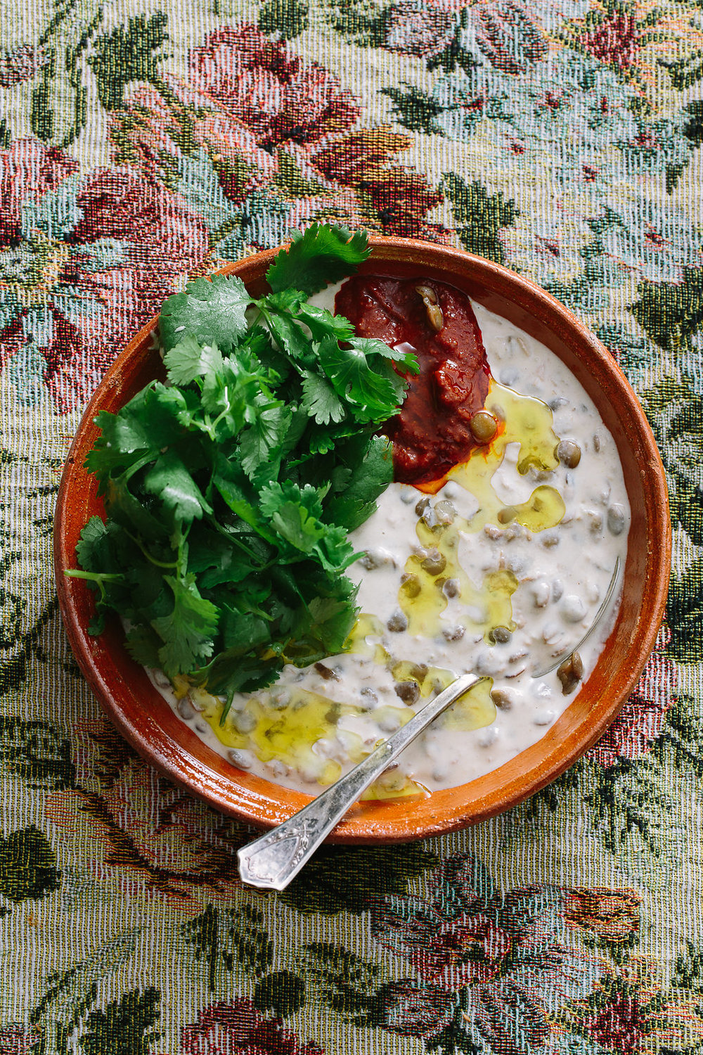 Lentil and Tahini Dip