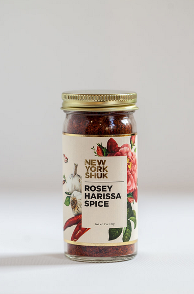 ROSEY HARISSA SPICE —  Middle Eastern Pantry & Recipes | New York Shuk